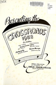 Page 5, 1952 Edition, Missouri Southern State University - Crossroads Yearbook (Joplin, MO) online yearbook collection