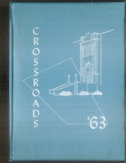 1963 Edition, Missouri Southern State University - Crossroads Yearbook (Joplin, MO)