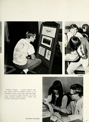 Page 13, 1966 Edition, Missouri Southern State University - Crossroads Yearbook (Joplin, MO) online yearbook collection