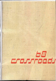 1968 Edition, Missouri Southern State University - Crossroads Yearbook (Joplin, MO)