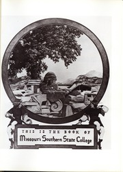 Page 3, 1976 Edition, Missouri Southern State University - Crossroads Yearbook (Joplin, MO) online yearbook collection