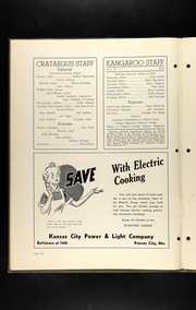 Page 8, 1938 Edition, University of Missouri at Kansas City - Kangaroo Yearbook (Kansas City, MO) online yearbook collection