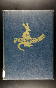 University of Missouri at Kansas City - Kangaroo Yearbook (Kansas City, MO) online yearbook collection, 1944 Edition, Page 1