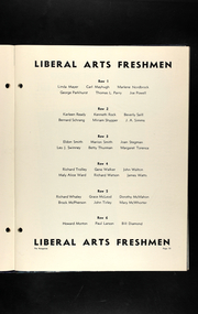 Page 17, 1949 Edition, University of Missouri at Kansas City - Kangaroo Yearbook (Kansas City, MO) online yearbook collection
