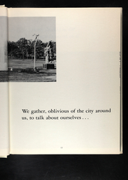 Page 17, 1963 Edition, University of Missouri at Kansas City - Kangaroo Yearbook (Kansas City, MO) online yearbook collection