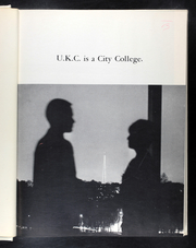 Page 5, 1963 Edition, University of Missouri at Kansas City - Kangaroo Yearbook (Kansas City, MO) online yearbook collection