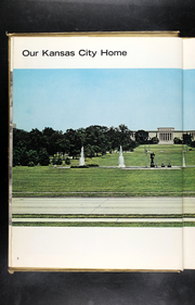 Page 12, 1966 Edition, University of Missouri at Kansas City - Kangaroo Yearbook (Kansas City, MO) online yearbook collection