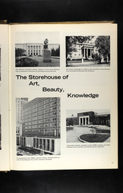 Page 15, 1966 Edition, University of Missouri at Kansas City - Kangaroo Yearbook (Kansas City, MO) online yearbook collection