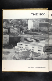 Page 6, 1966 Edition, University of Missouri at Kansas City - Kangaroo Yearbook (Kansas City, MO) online yearbook collection