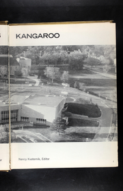 Page 7, 1966 Edition, University of Missouri at Kansas City - Kangaroo Yearbook (Kansas City, MO) online yearbook collection