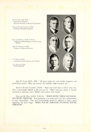 Page 17, 1931 Edition, University of Missouri at Kansas City School of Dentistry - Bushwacker Yearbook (Kansas City, MO) online yearbook collection