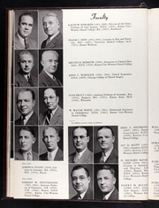 Page 36, 1944 Edition, University of Missouri at Kansas City School of Dentistry - Bushwacker Yearbook (Kansas City, MO) online yearbook collection