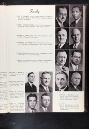 Page 37, 1944 Edition, University of Missouri at Kansas City School of Dentistry - Bushwacker Yearbook (Kansas City, MO) online yearbook collection