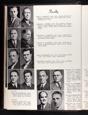 Page 38, 1944 Edition, University of Missouri at Kansas City School of Dentistry - Bushwacker Yearbook (Kansas City, MO) online yearbook collection