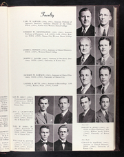Page 39, 1944 Edition, University of Missouri at Kansas City School of Dentistry - Bushwacker Yearbook (Kansas City, MO) online yearbook collection