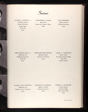 Page 97, 1944 Edition, University of Missouri at Kansas City School of Dentistry - Bushwacker Yearbook (Kansas City, MO) online yearbook collection