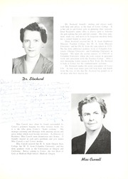 Page 11, 1945 Edition, Cottey College - Sphinx Yearbook (Nevada, MO) online yearbook collection