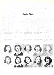 Page 16, 1945 Edition, Cottey College - Sphinx Yearbook (Nevada, MO) online yearbook collection