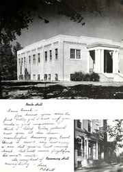 Page 9, 1945 Edition, Cottey College - Sphinx Yearbook (Nevada, MO) online yearbook collection