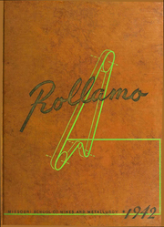 Missouri University of Science and Technology - Rollamo Yearbook (Rolla, MO) online yearbook collection, 1942 Edition, Page 1