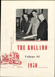 Page 5, 1950 Edition, Missouri University of Science and Technology - Rollamo Yearbook (Rolla, MO) online yearbook collection