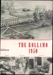 Page 7, 1950 Edition, Missouri University of Science and Technology - Rollamo Yearbook (Rolla, MO) online yearbook collection