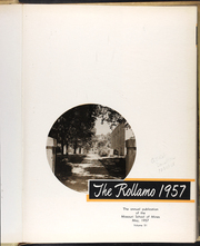 Page 5, 1957 Edition, Missouri University of Science and Technology - Rollamo Yearbook (Rolla, MO) online yearbook collection