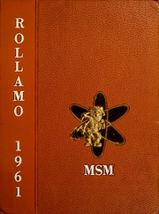 1961 Edition, Missouri University of Science and Technology - Rollamo Yearbook (Rolla, MO)