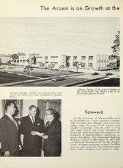 Page 10, 1968 Edition, Missouri University of Science and Technology - Rollamo Yearbook (Rolla, MO) online yearbook collection