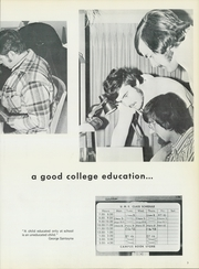 Page 7, 1973 Edition, Missouri University of Science and Technology - Rollamo Yearbook (Rolla, MO) online yearbook collection