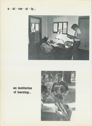 Page 10, 1974 Edition, Missouri University of Science and Technology - Rollamo Yearbook (Rolla, MO) online yearbook collection