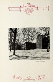 Page 16, 1916 Edition, Drury University - Souwester Yearbook (Springfield, MO) online yearbook collection