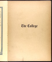 Page 11, 1921 Edition, Drury University - Souwester Yearbook (Springfield, MO) online yearbook collection
