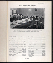 Page 15, 1936 Edition, Drury University - Souwester Yearbook (Springfield, MO) online yearbook collection