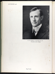 Page 16, 1936 Edition, Drury University - Souwester Yearbook (Springfield, MO) online yearbook collection