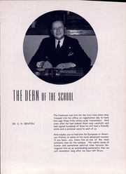 Page 13, 1942 Edition, Drury University - Souwester Yearbook (Springfield, MO) online yearbook collection