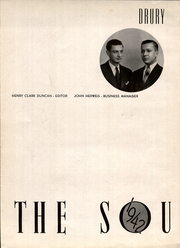 Page 6, 1942 Edition, Drury University - Souwester Yearbook (Springfield, MO) online yearbook collection