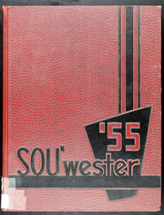 Page 1, 1955 Edition, Drury University - Souwester Yearbook (Springfield, MO) online yearbook collection