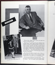 Page 10, 1955 Edition, Drury University - Souwester Yearbook (Springfield, MO) online yearbook collection