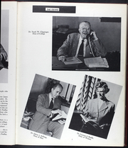 Page 11, 1955 Edition, Drury University - Souwester Yearbook (Springfield, MO) online yearbook collection