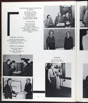 Page 14, 1955 Edition, Drury University - Souwester Yearbook (Springfield, MO) online yearbook collection