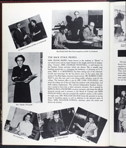 Page 16, 1955 Edition, Drury University - Souwester Yearbook (Springfield, MO) online yearbook collection