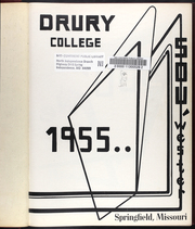 Page 5, 1955 Edition, Drury University - Souwester Yearbook (Springfield, MO) online yearbook collection