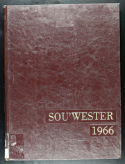 Page 1, 1966 Edition, Drury University - Souwester Yearbook (Springfield, MO) online yearbook collection
