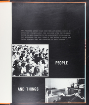 Page 5, 1972 Edition, Drury University - Souwester Yearbook (Springfield, MO) online yearbook collection