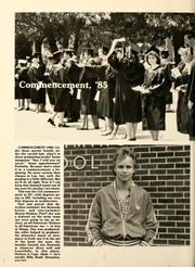 Page 6, 1985 Edition, Drury University - Souwester Yearbook (Springfield, MO) online yearbook collection