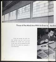 Page 10, 1963 Edition, Missouri Western State University - Griffon Yearbook (St Joseph, MO) online yearbook collection