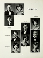 Page 10, 1966 Edition, Missouri Western State University - Griffon Yearbook (St Joseph, MO) online yearbook collection