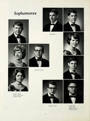 Page 12, 1966 Edition, Missouri Western State University - Griffon Yearbook (St Joseph, MO) online yearbook collection