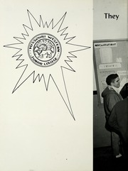 Page 8, 1966 Edition, Missouri Western State University - Griffon Yearbook (St Joseph, MO) online yearbook collection